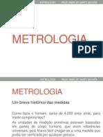 Aula 01 - Inaugural Metrologia