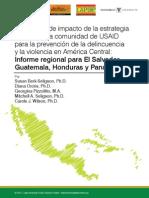 America Central Vanderbil USAID