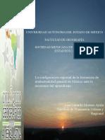 Configuración regional de intelectualidad general en México
