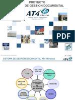 Proyecto Sistema de Gestión Documental