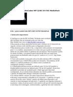 6.0A - Porta AudioCodes MP-124D 24 FXS MediaPack