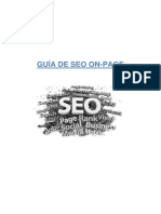 Guia SEO on Page