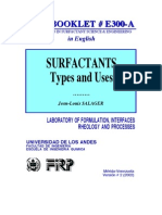 Surfactant Classification