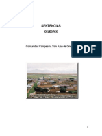 Sentencias - Comunidad Campesina San Juan de Ondores