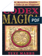 Codex Magica Secret Signs Mysterious Symbols and Hidden Codes of the Illuminati 2005 Texe Marrs