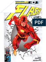 the flash #0 new 52