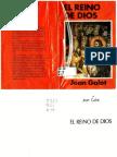 El Reino de Dios. Jean Galot