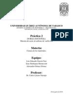 P2 Durometro (Varilla Lisa de Acero)