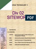 Building Tech Siteworks