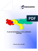 Plan Desarrollo Regional