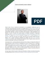 Resumen Del Conferencista Miguel Angel Cornejo