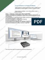 EasyWorship 2009 - Monitor do Púlpito