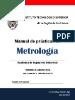 Practicas de Metrología