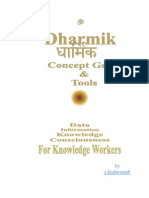 Dharmik Concept Gems For Knowledge Workers