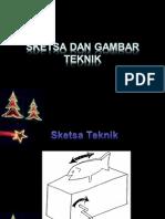 @03 MenggambarTeknik - Sketsa