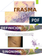 Eritrasma Micologia