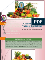 2 Clasificacion de Fruta