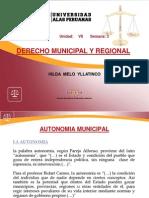 Clase 3 - Autonomía Municipal