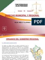 Clase 4 - Organos Del Gobierno Regional