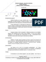 Química Orgánica del Cloranfenicol
