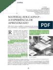 Artigo Material Educativo
