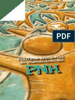 Politica Nacional Humanizacao Pnh Folheto
