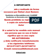 Manual de Reparação - Fiat Uno e Premio - ES