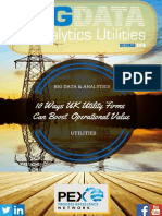 Big Data & Analytics Utilities - 10 Ways UK Utility Firms Can Boost Operational Value