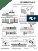 Manual de Instalación Tubería de Polietileno Corrugado