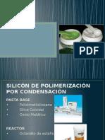 materiales dentales. silicones