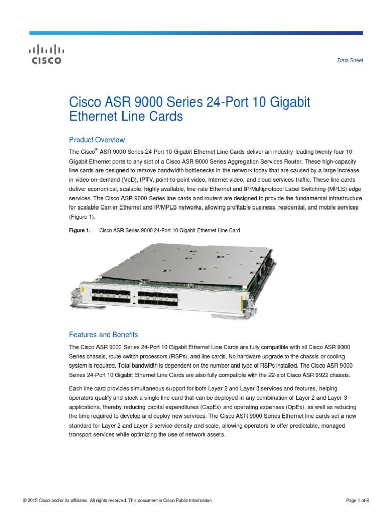 datasheet_C78-662708 | Multiprotocol Label Switching | Cisco