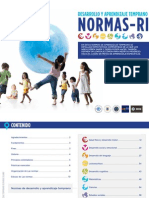 2013 Early Learning and Development Standards-Spanish