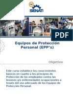 Equipos de Proteccion Personal Shig u04 Curso Regular