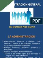 Administracion General, Escuelas