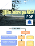 Requisitos Sanitarios Para Marinas