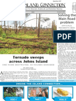 The Island Connection - October 9, 2015