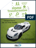 (Whitepaper) Untapped Power - The Art of the Possible in Business Transformation