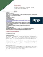 Parámetros Para La Realización Del Preinforme e Informe