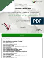 SALUD INTEGRAL DEL ADOLESCENTE III