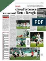 La Provincia Di Cremona 11-10-2015 - Calcio Lega Pro