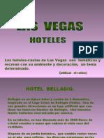 Los Hoteles-casino de Las Vegas Son Temáticos