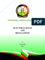 FKF Rules and Regulations Final