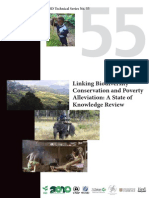 Linkin Biodiversity Whit Poverty Convention of Biological Diversity