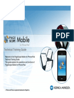 Page Scope Mobile User Guide
