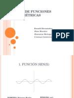 grafica de funciones trigonometricas