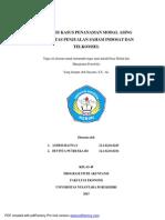 Kasus Investasi Pasar Modal Dan Manajemen Portofolio