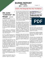 BURMA REP0RT NEWS  Februar 2010 GERMAN