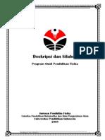 silabus Pendidikan fisika UPI.pdf