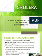 Cholera Me