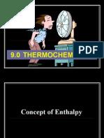 Chapter 9 Termochemistry